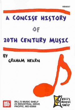 A Concise History of 20th Century Music