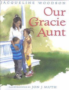 Our Gracie Aunt Book Cover
