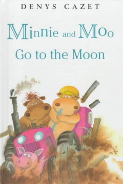 Minnie and Moo Go to the Moon