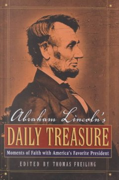 Abraham Lincoln Daily Treasures