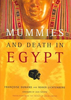 Mummies and Death in Egypt