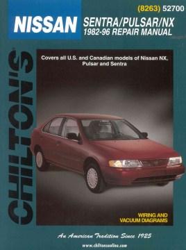 Chilton's Nissan