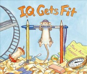 I.Q. Gets Fit