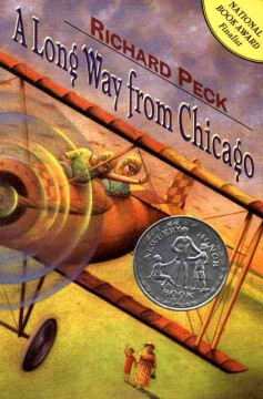A Long Way From Chicago Book Cover