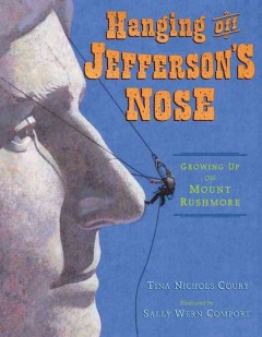 Hanging Off Jefferson's Nose Book Cover