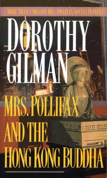 Mrs. Pollifax and the Hong Kong Buddha