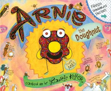 Arnie the Doughnut Book Cover