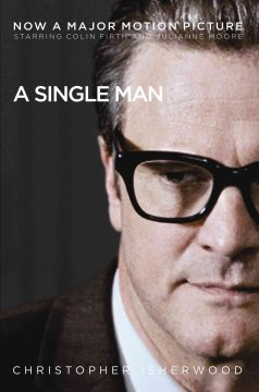 A Single Man Book Cover