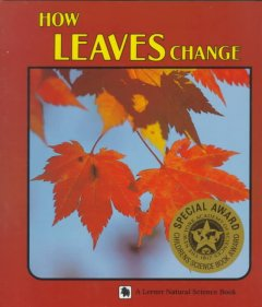 How Leaves Change