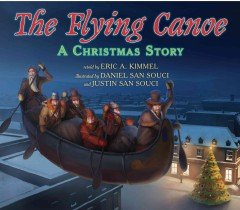 The Flying Canoe Book Cover