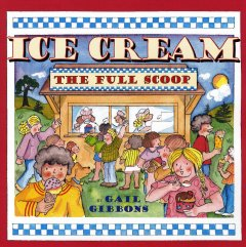 Ice Cream Book Cover