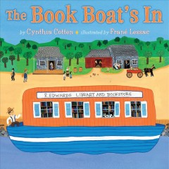 The Book Boat's in Book Cover