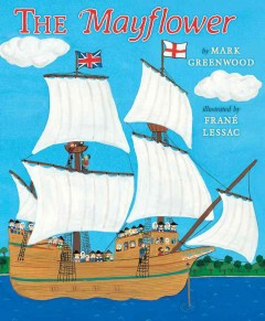 The Mayflower Book Cover