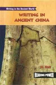 Writing in Ancient China