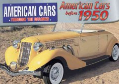 American Cars Before 1950