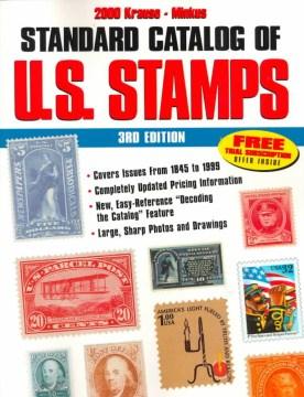 Standard Catalog of U. S. Stamps 2000