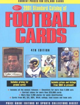 Standard Catalog of Football Cards