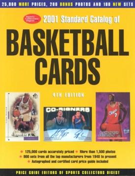 Standard Catalog of Basketball Cards