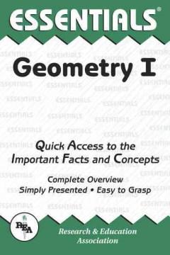 Geometry I