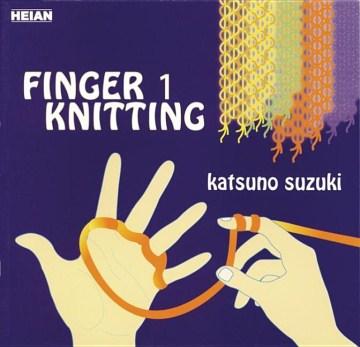 Finger Knitting 1