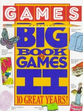 Games Magazine Big Book of Games II
