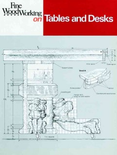 Fine Woodworking On Tables And Desks