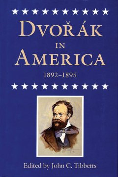 Dvořák in America, 1892-1895