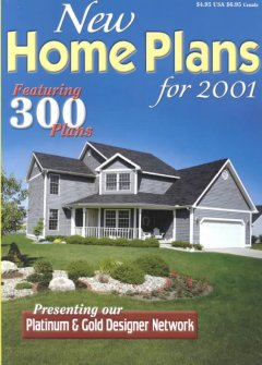 New Home Plans for 2001