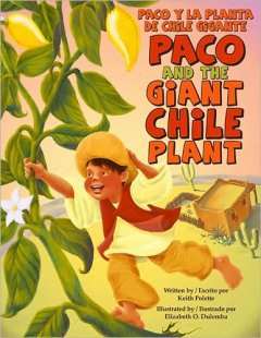 Paco and the giant chile plant Book Cover