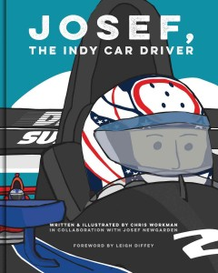 Josef, the Indy Car Driver Book Cover