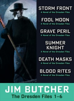 The Dresden Files Collection