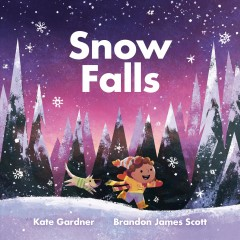 Snow Falls Book Cover