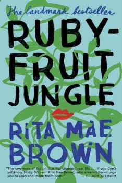 Rubyfruit Jungle Book Cover