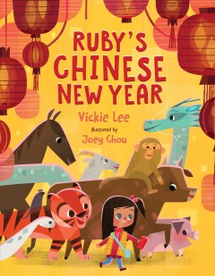 Ruby's Chinese New Year Book Cover