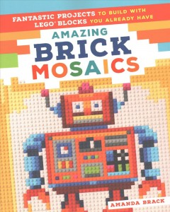 Amazing Brick Mosaics Book Cover
