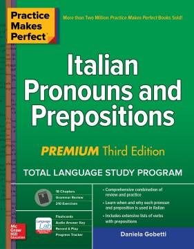 Italian Pronouns and Prepositions