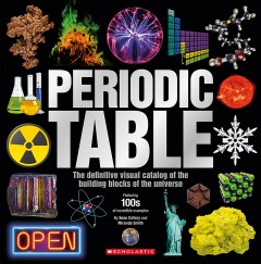 Periodic Table Book Cover