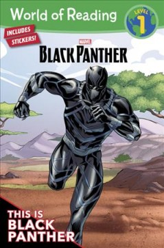 This Is Black Panther! Book Cover