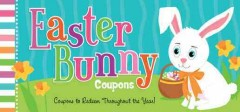 Easter Bunny Coupons