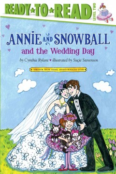Annie and Snowball and the Wedding Day Book Cover
