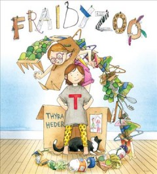 Fraidyzoo Book Cover