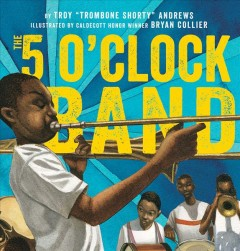 The 5 O'clock Band Book Cover