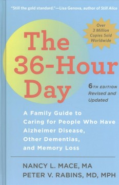 The 36-hour Day Book Cover