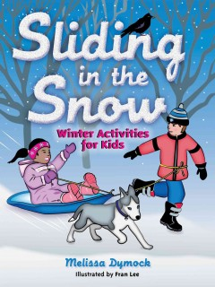 Sliding in the Snow Book Cover