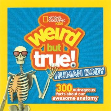 Weird but True Book Cover