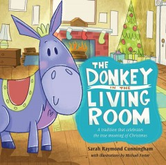 Donkey in the Living Room