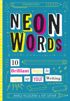 Neon Words Book Cover