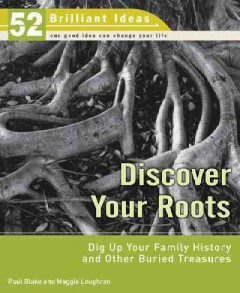 Discover your Roots Book Cover