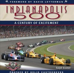The Indianapolis 500 Book Cover