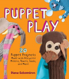 Puppet Play Book Cover